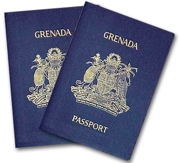 Grenadian Passport
